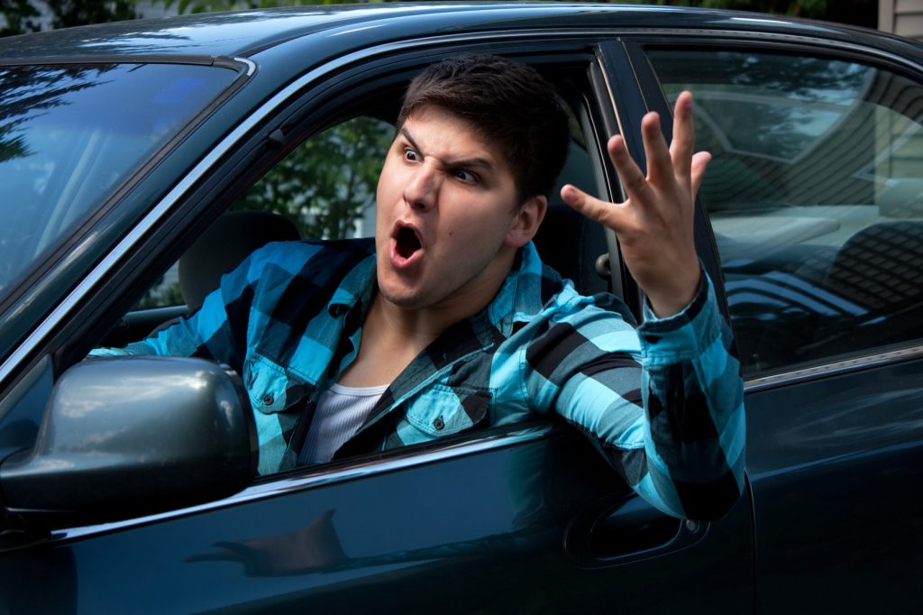Real Rules For Avoiding Road Rage
