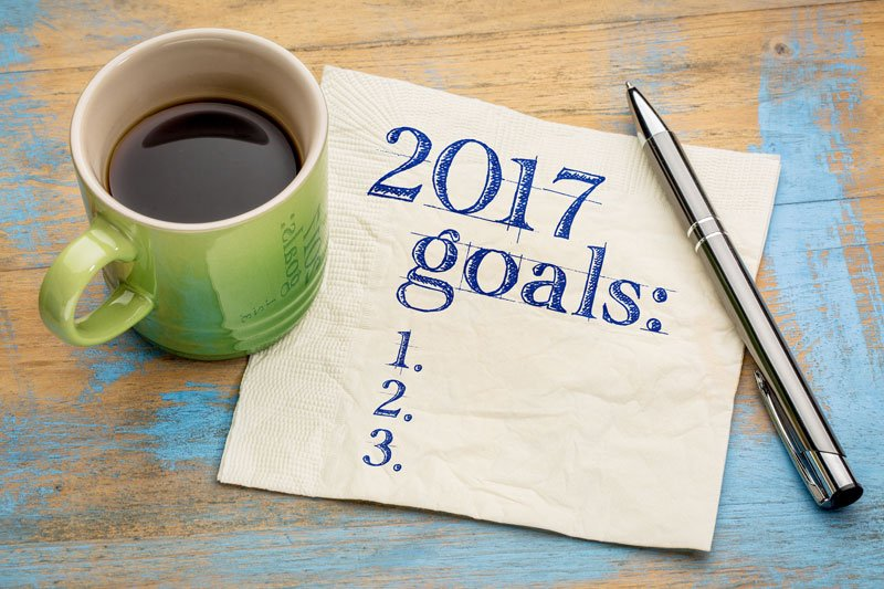 Tips on How to Keep Your New Year's Resolution(s)