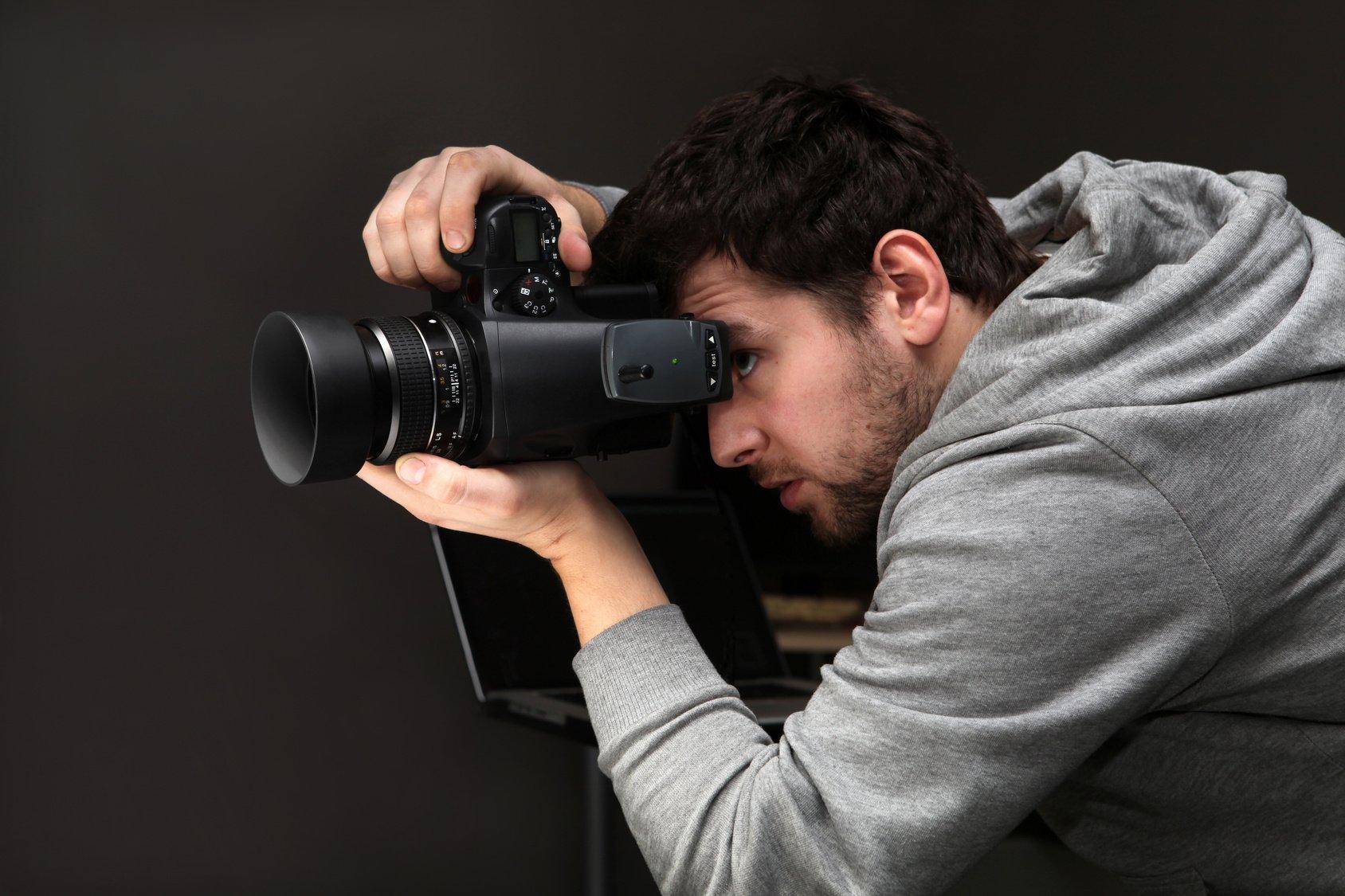 Начало работы фотографом требует
