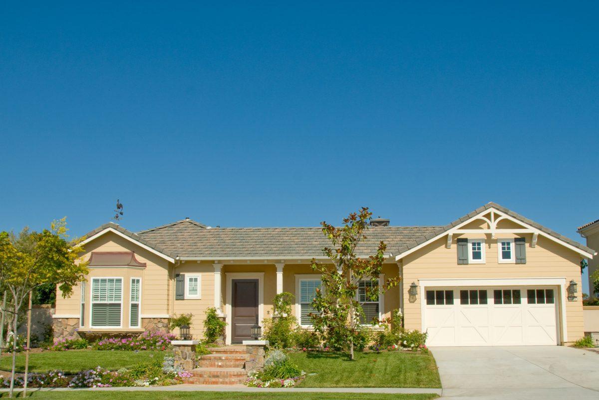 Single Story Home & Homeowners Insurance Sacramento CA