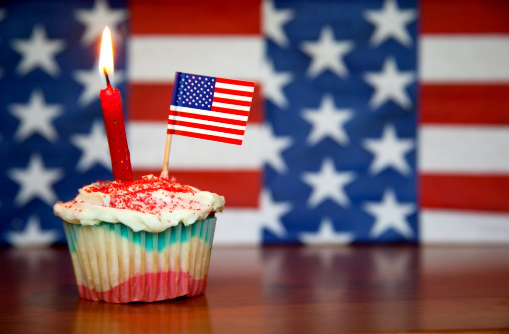 4th of July Recipe: Sweatheart Cupcakes