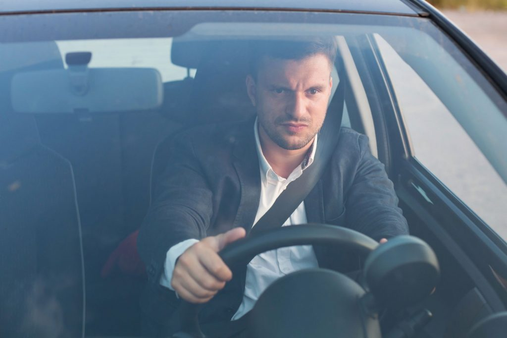 Apply The Brake to Your Road Rage